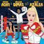 Coverafbeelding steve aoki & angger dimas feat. iggy azalea - beat down