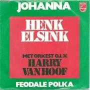 Details Henk Elsink met Orkest o.l.v. Harry Van Hoof - Johanna