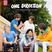 Details one direction - live while we're young