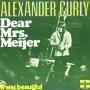 Coverafbeelding Alexander Curly - Dear Mrs. Meijer