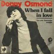 Details Donny Osmond - When I Fall In Love