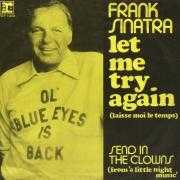 Coverafbeelding Frank Sinatra - Let Me Try Again (Laisse Moi Le Temps)