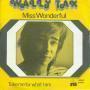 Details Wally Tax - Miss Wonderful
