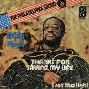 Details Billy Paul - Thanks For Saving My Life