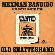 Details Old Shatterhand - Mexican Bandido