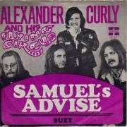 Coverafbeelding Alexander Curly and His Flying Circus - Samuel's Advise