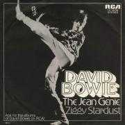 Coverafbeelding David Bowie - The Jean Genie