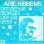 Coverafbeelding Arie Ribbens - Dat Zien We Morgen Dan Wel Weer