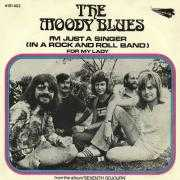 Details The Moody Blues - I'm Just A Singer (In A Rock And Roll Band)