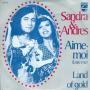 Coverafbeelding Sandra & Andres - Aime-Moi (Love Me)
