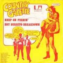 Coverafbeelding Country Gazette - Keep On Pushin'