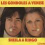 Coverafbeelding Sheila & Ringo - Les Gondoles A Venise