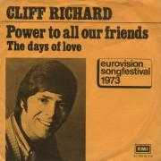 Details Cliff Richard - Power To All Our Friends