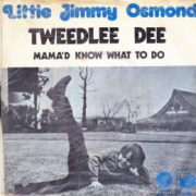 Details Little Jimmy Osmond - Tweedlee Dee