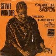 Details Stevie Wonder - You Are The Sunshine Of My Life