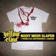 Coverafbeelding Yellow Claw ft Ronnie Flex, MocroManiac & Jebroer - Nooit meer slapen