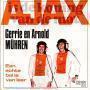 Coverafbeelding Gerrie en Arnold Mühren - Ajax Is De Koning Van De Mat