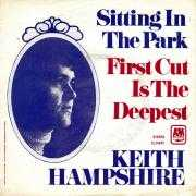 Coverafbeelding Keith Hampshire - First Cut Is The Deepest
