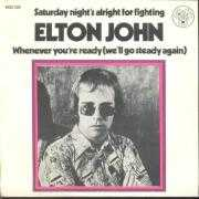 Coverafbeelding Elton John - Saturday Night's Alright For Fighting