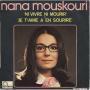 Coverafbeelding Nana Mouskouri - Ni Vivre Ni Mourir