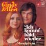Details Cindy & Bert - Ich Komm' Bald Wieder