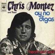 Coverafbeelding Chris Montez and 'Raza' - Ay No Digas
