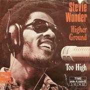 Coverafbeelding Stevie Wonder - Higher Ground