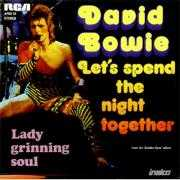 Details David Bowie - Let's Spend The Night Together