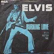 Coverafbeelding Elvis - Burning Love