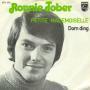 Coverafbeelding Ronnie Tober - Petite Mademoiselle
