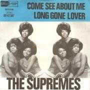 Details The Supremes - Come See About Me