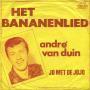 Details André Van Duin - Het Bananenlied
