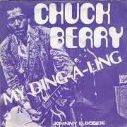 Coverafbeelding Chuck Berry - My Ding-A-Ling