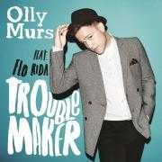 Coverafbeelding olly murs feat. flo rida - troublemaker
