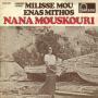 Coverafbeelding Nana Mouskouri - Milisse Mou