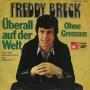 Coverafbeelding Freddy Breck - Überall Auf Der Welt