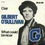 Coverafbeelding Gilbert O'Sullivan - Clair
