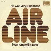 Coverafbeelding Airline - He Was Very Kind To Me
