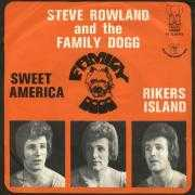 Coverafbeelding Steve Rowland and The Family Dogg - Sweet America