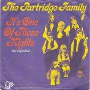 Coverafbeelding The Partridge Family - It's One Of Those Nights