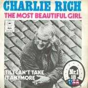 Coverafbeelding Charlie Rich - The Most Beautiful Girl