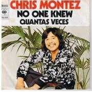 Coverafbeelding Chris Montez - No One Knew