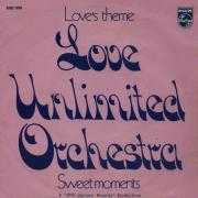 Coverafbeelding Love Unlimited Orchestra - Love's Theme