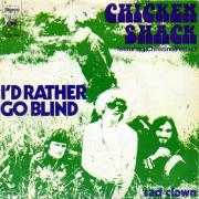 Coverafbeelding Chicken Shack / Chicken Shack featuring Christine Perfect - I'd Rather Go Blind