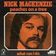 Coverafbeelding Nick Mackenzie - Peaches On A Tree