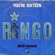 Coverafbeelding Ringo - You're Sixteen