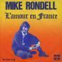Details Mike Rondell - L'amour En France