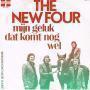 Coverafbeelding The New Four - Mijn Geluk Dat Komt Nog Wel