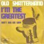 Coverafbeelding Old Shatterhand - I'm The Greatest