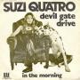 Details Suzi Quatro - Devil Gate Drive